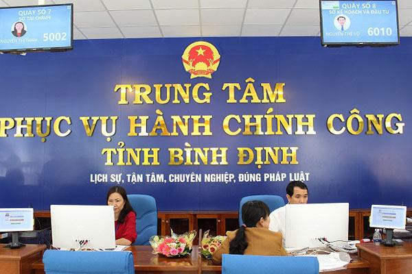 Bình Định công bố 345 dịch vụ công trực tuyến mức 3, 4
