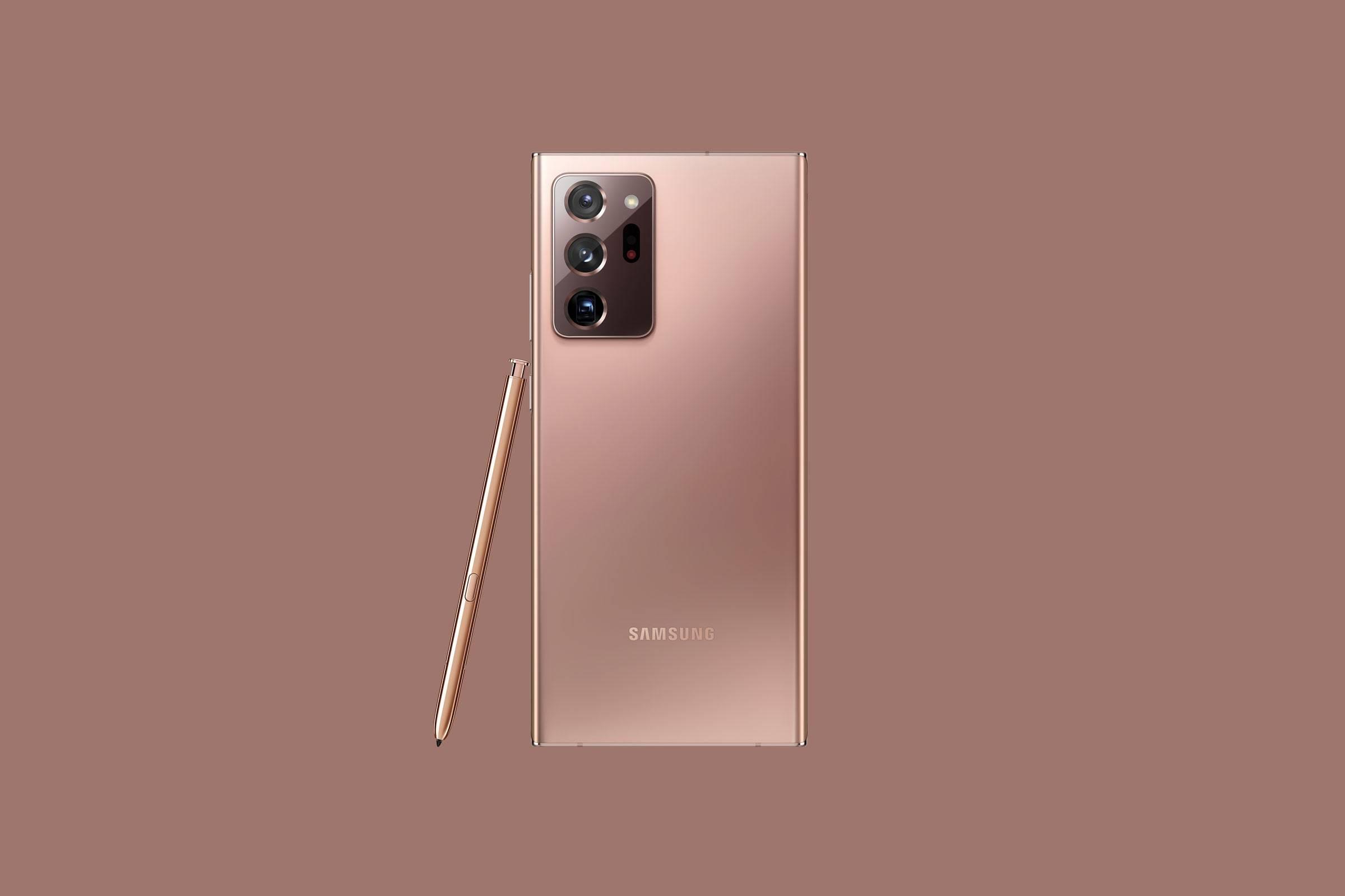 Samsung cân nhắc bỏ Galaxy Note năm nay