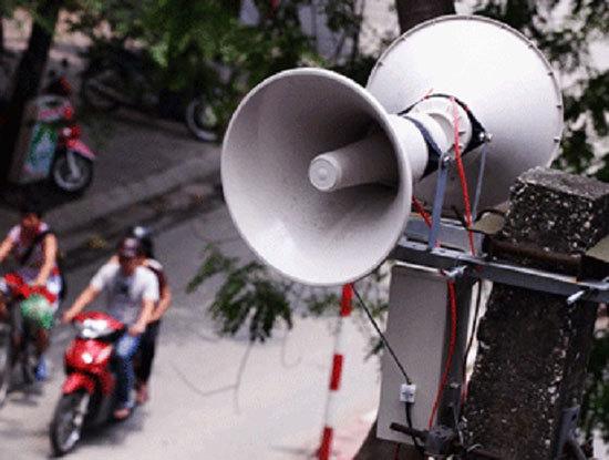 """Xã, phường, thị trấn tại Hà Nội được tự quyết định số lượng """"loa phường"""""""