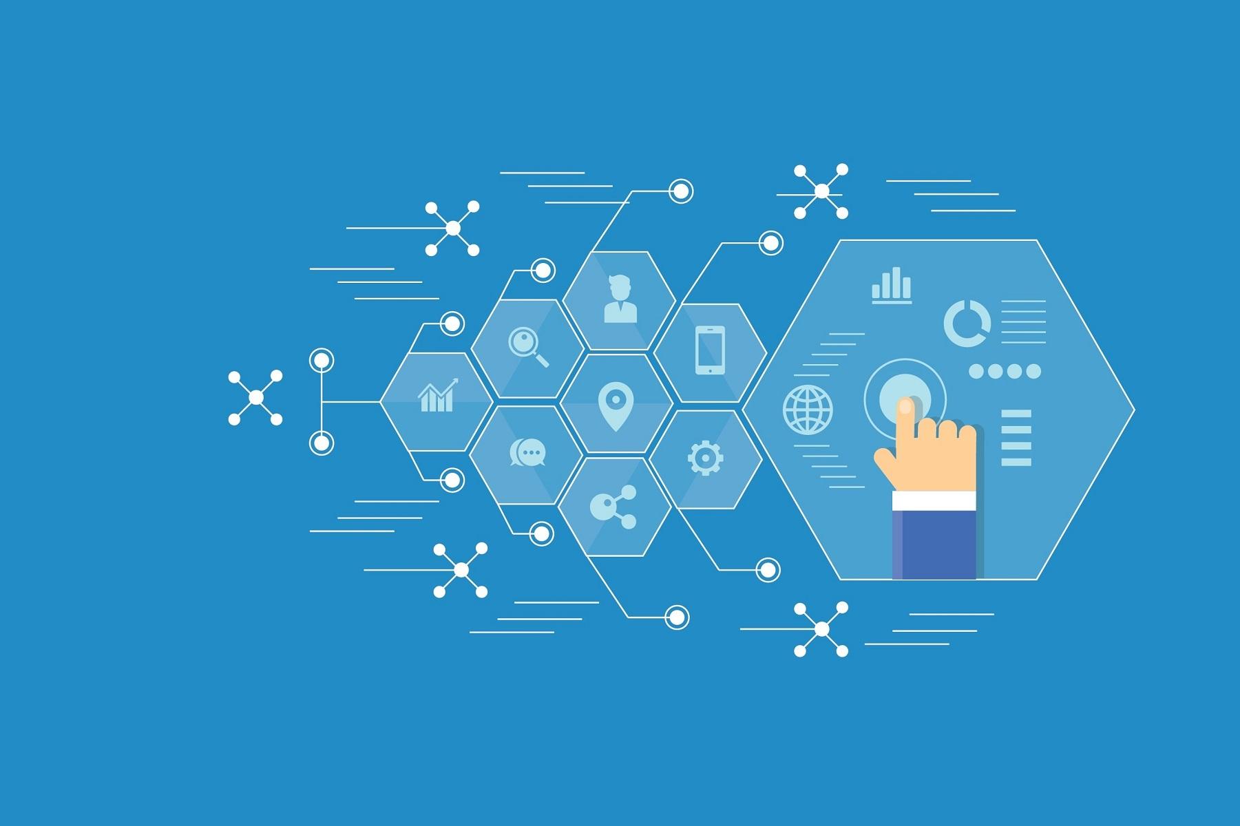 Những công nghệ thúc đẩy chuyển đổi số: AI, IoT, Big Data, Đám mây, Blockchain