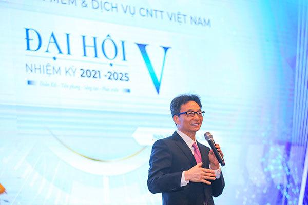 Chuyển giao thế hệ lãnh đạo, VINASA nhận nhiều sứ mệnh mới