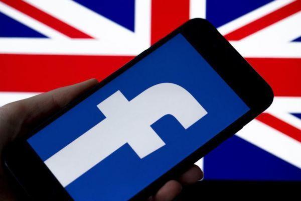 Facebook đối mặt với cuộc điều tra chống độc quyền tại Vương quốc Anh