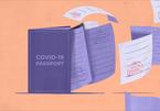 'Hộ chiếu vaccine' Covid-19 giả bán tràn lan trên web đen