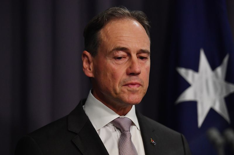 Bộ trưởng Y tế Úc bị hack điện thoại