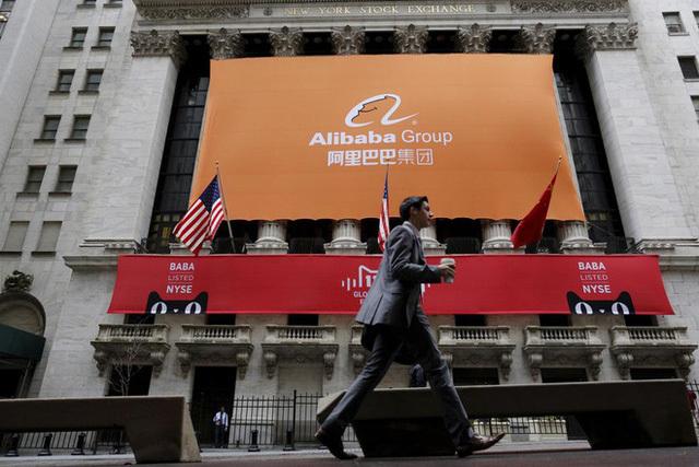 Mỹ áp lệnh mới, cổ phiếu công nghệ Trung Quốc giảm mạnh
