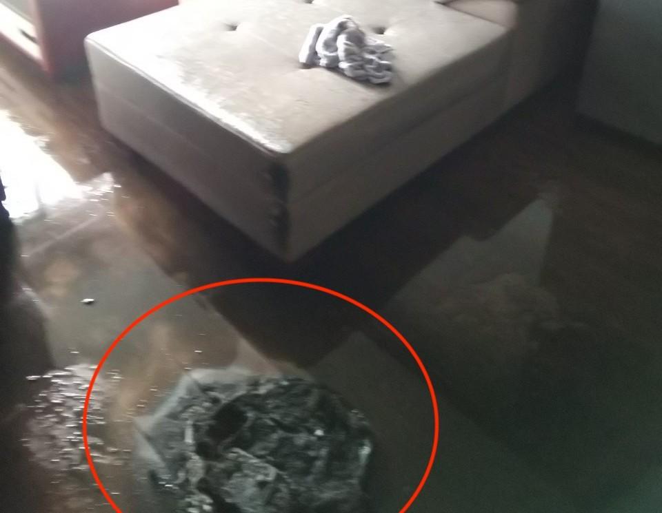 Thủ phạm gây cháy chung cư ở Đồng Nai có thể là robot hút bụi