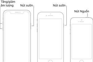 """Cách tắt nguồn iPhone khi """"bị đơ"""""""