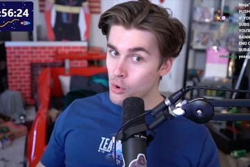 Vì tiền, game thủ nổi tiếng livestream liên tục 2 tuần