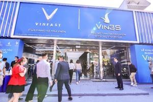 Khai trương 64 showroom xe máy điện VinFast kết hợp trung tâm trải nghiệm Vin3S toàn quốc