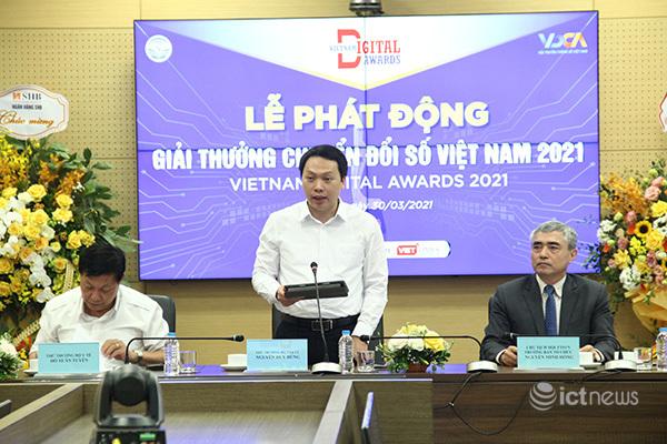 Sản phẩm đạt giải Chuyển đổi số Việt Nam 2021 được trợ giúp ra thị trường