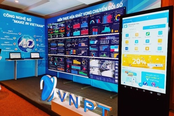 VNPT và Hội Tin học TP.HCM tổ chức hội nghị kết nối đối tác hợp tác trong chuyển đổi số