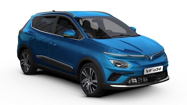 Loạt công nghệ 'khủng' của VinFast VF e34 - mẫu xe điện đang gây sốt thị trường Việt Nam