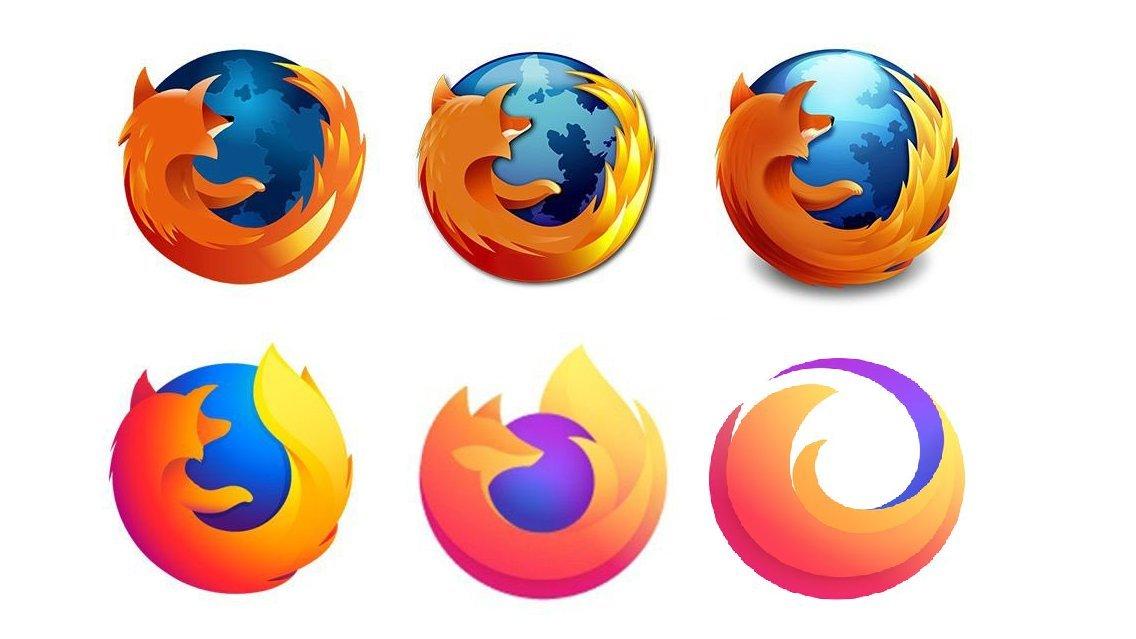 Những lần đổi logo hài hước của các hãng công nghệ