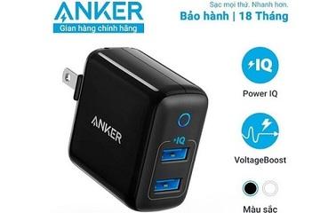 Cáp Anker Powerline III và bộ sạc Anker PowerPort: Cặp đôi hoàn hảo không thể thiếu cho smartphone