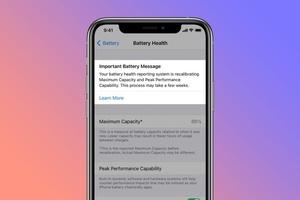 iOS 14.5 sẽ khắc phục lỗi pin trên iPhone 11