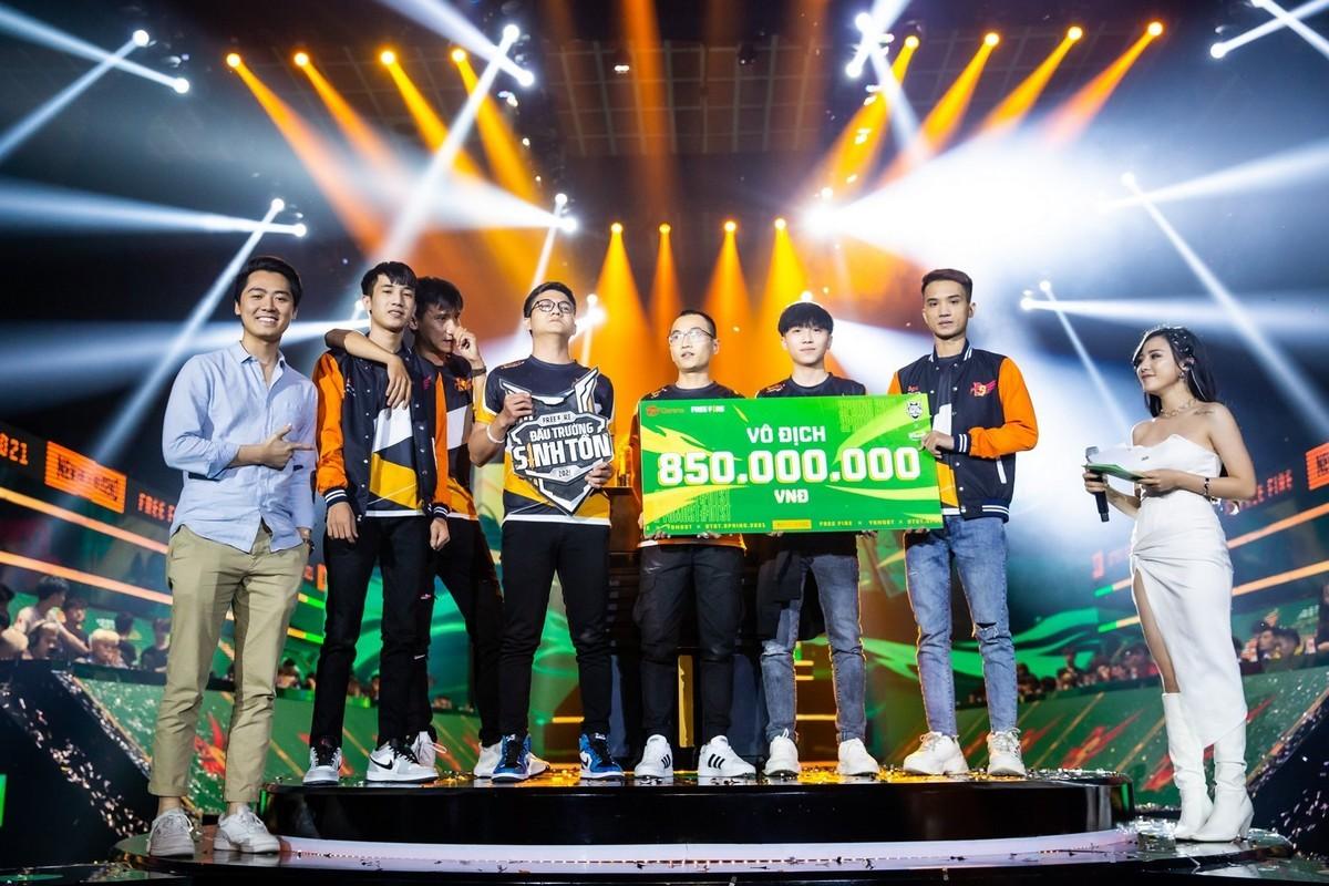 Esports Việt bước vào giai đoạn nước rút của giải mùa xuân