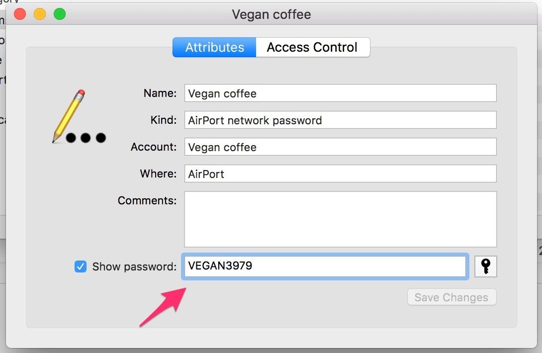 Cách xem mật khẩu Wi-Fi trên iPhone không cần jailbreak