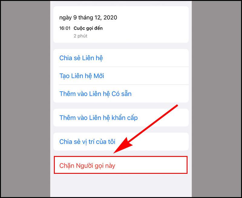 Những cách chặn cuộc gọi, tin nhắn trên iPhone