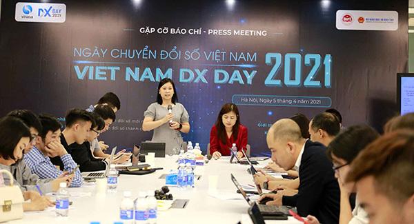 Vietnam DX Day 2021 bàn giải pháp chuyển đổi số cho doanh nghiệp nhỏ và vừa