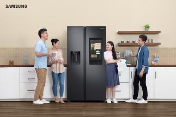 """Top công nghệ chiếc tủ lạnh thời """"ông bà anh"""" không có"""
