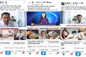 Huy Khánh: 'Tôi bị lừa quảng cáo thuốc tăng sinh lý khắp Facebook'