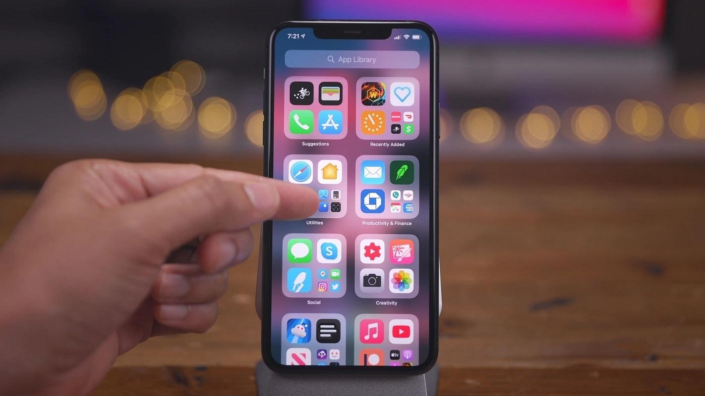 Cách sử dụng App Library trên iPhone toàn tập