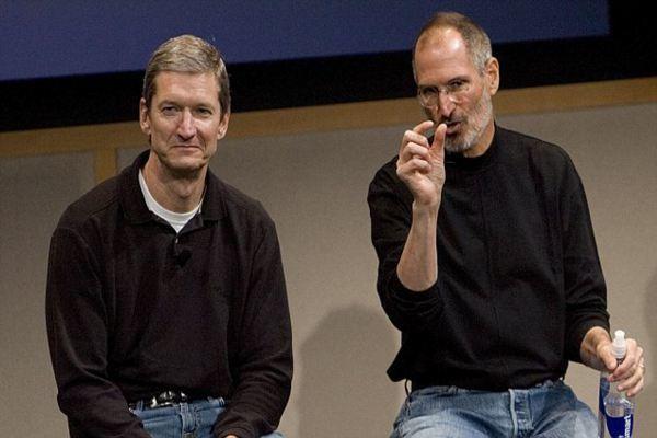 Apple,Steve Jobs,Tim Cook,iPhone,iPad,iPhone 12,Jeff Williams,Apple Watch,John Ternus