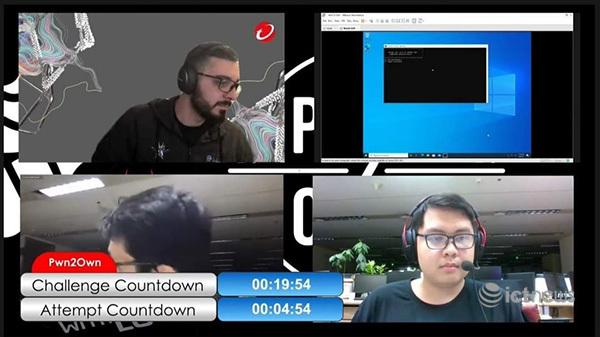 Chuyên gia Việt Nam giành chiến thắng trong cuộc thi tấn công mạng Pwn2Own 2021