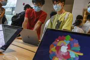 Hoạt động sản xuất MacBook, iPad bị gián đoạn
