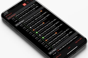 Cách xóa thông báo lạ trên Lịch iPhone
