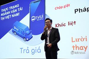 """""""Thách thức công nghệ số Việt Nam"""" phải giải những """"nỗi đau"""" của xã hội"""