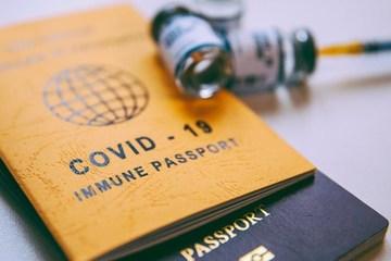 Cận cảnh hộ chiếu vaccine điện tử vừa mới ra mắt tại Mỹ