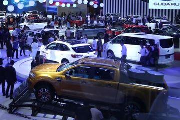 Thị trường ô tô tăng đột biến