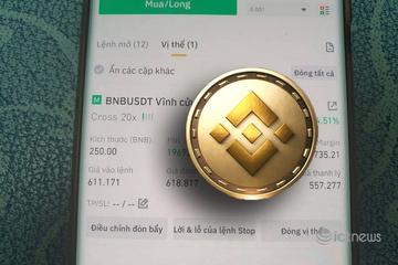 Người Việt nuối tiếc khi Binance Coin liên tục lập đỉnh