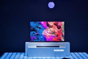 Samsung bán TV hơn 3,4 tỷ đồng tại Việt Nam