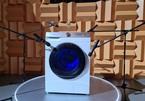 Máy giặt Samsung AI phân tích độ bẩn, tự đề xuất chế độ giặt