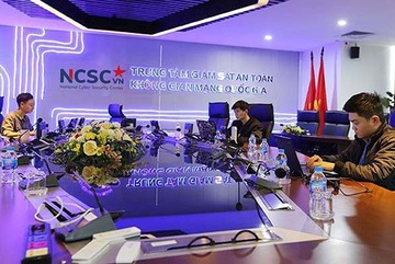 NCSC đổi nhận diện thương hiệu, chuyển mình cùng xã hội số