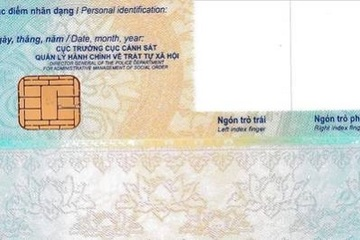 Thẻ căn cước công dân gắn chip có những tác dụng gì?