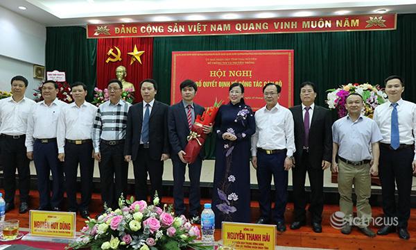 Tỉnh ủy Thái Nguyên thành lập Ban chỉ đạo chuyển đổi số tỉnh