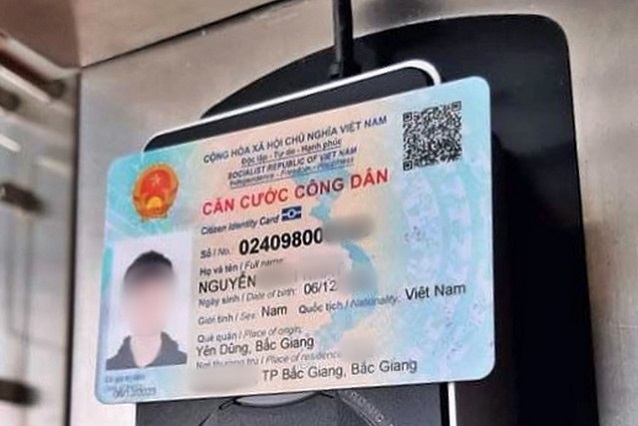 Mã số thẻ căn cước công dân gắn chip có ý nghĩa gì?