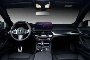 BMW 5 Series trang bị thêm nhiều công nghệ mới