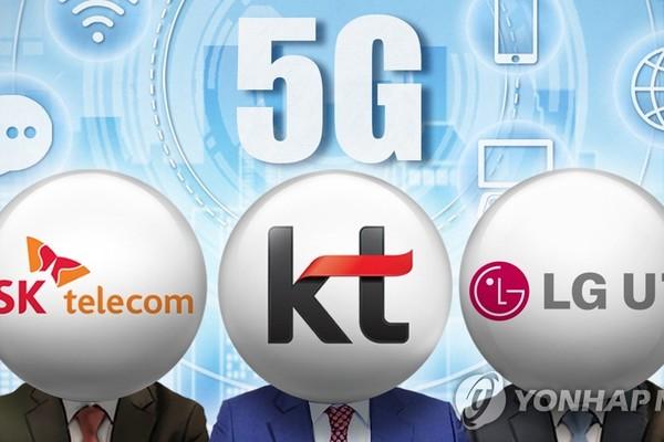 Nhà mạng Hàn Quốc dùng chung mạng 5G tại nông thôn