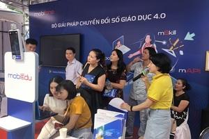 MobiFone giới thiệu giải pháp chuyển đổi số trong… thi thử THPT quốc gia