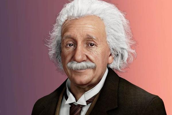 Một công ty vừa số hóa Albert Einstein, có thể trò chuyện