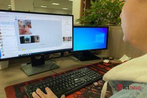 Hack camera giám sát, rao bán hình ảnh và video trên các group 18+