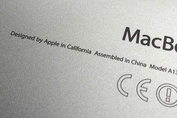 """Nhiều sản phẩm Apple sẽ bỏ dòng chữ """"lắp ráp tại Trung Quốc"""""""