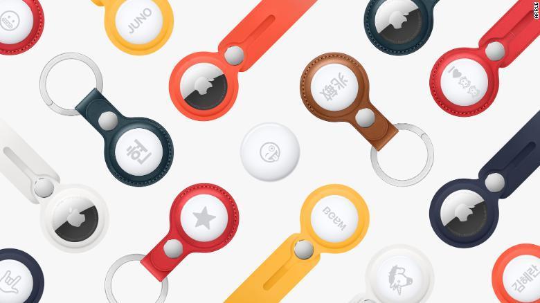 AirTag: Phụ kiện 'hot' tiếp theo của Apple?