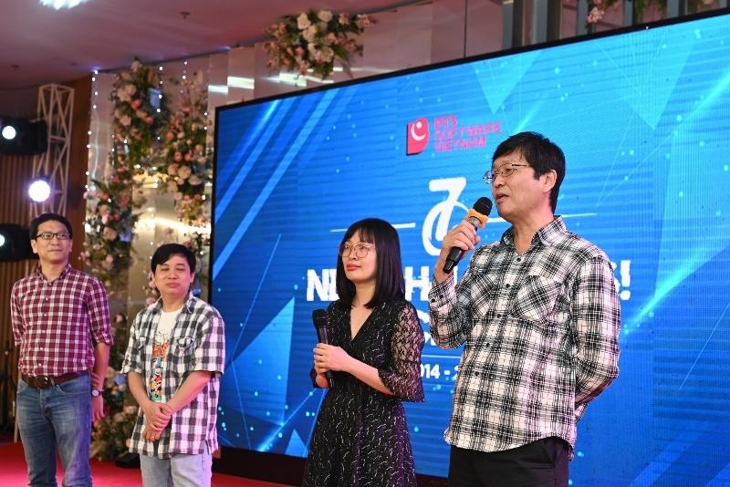 DTS Việt Nam được vinh danh tại lễ trao giải Sao Khuê 2021
