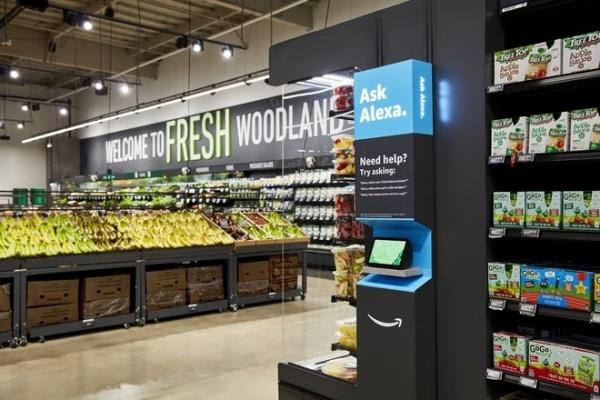 Công nghệ thanh toán tự động của Amazon sẽ khiến hàng ngàn thu ngân siêu thị mất việc
