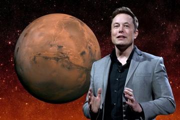 Elon Musk: Khám phá sao Hỏa không phải là lối thoát cho người giàu